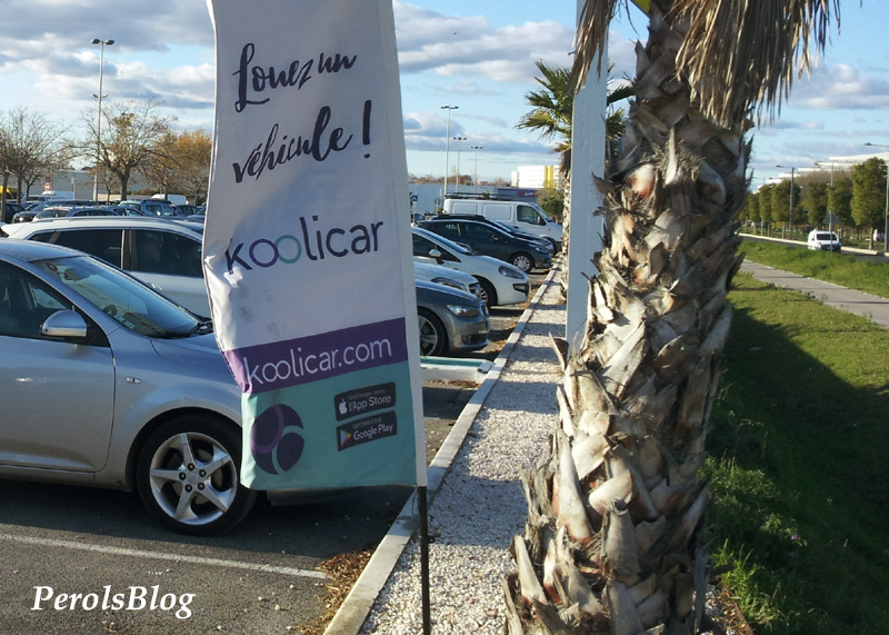 Koolicar Auchan Pérols
