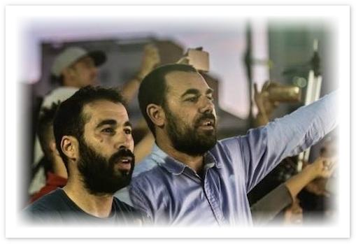 الزفزافي وأحمجيق يقران رفع الإضراب عن الطعام