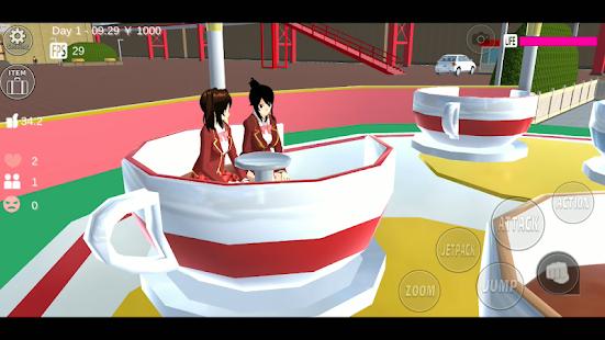 Descargar SAKURA School Simulator MOD APK 1.036.07 (Dinero ilimitado, Todo Desbloqueado) Gratis para Android 4