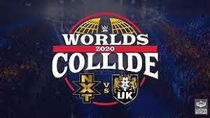 Ver Repeticion de Wwe Nxt Worlds Collide 2020 full show en español completo