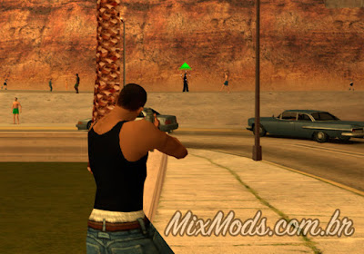 gta sa mod realistic weapons settings