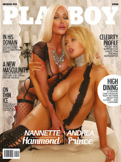 Playboy Africa – Noviembre 2019 PDF digital