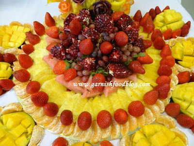 fruit platter techniques