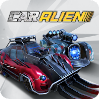 Car Alien – 3vs3 Battle Mod Apk