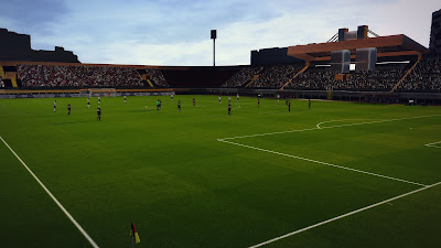 PES 2021 Stadium Valentin Stanescu