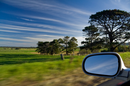 Traveling Across Country Car Rental
