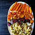 Roasted Vegetables With Turmeric Oil