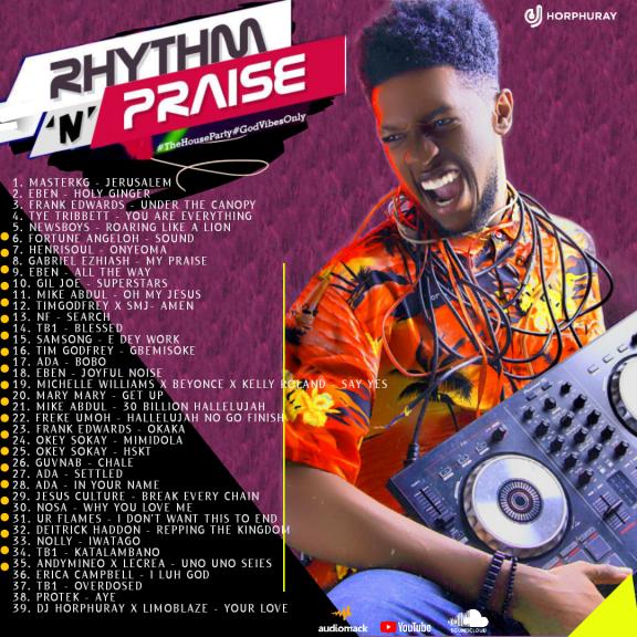 DJ Horphuray – Rhythm N Praise