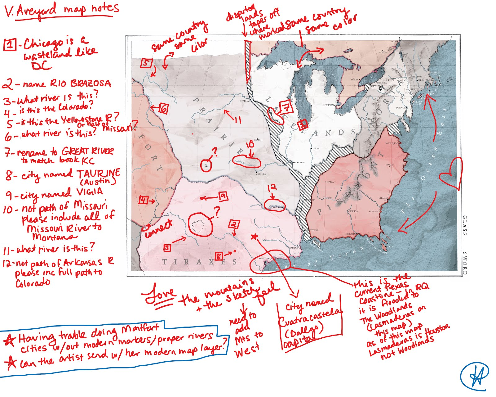 2a7eb04d0 It can be tricky communicating map stuff and our biggest issue came when we  realized the new map had been translated to Robinson projection, ...
