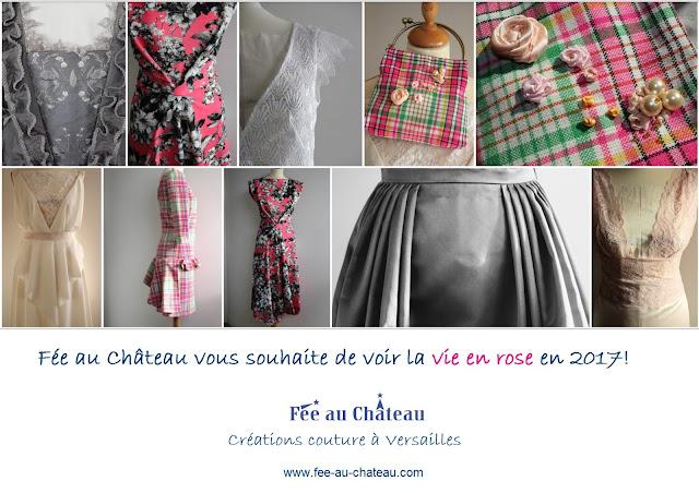 Couturière création robes sur mesure à Versailles 78
