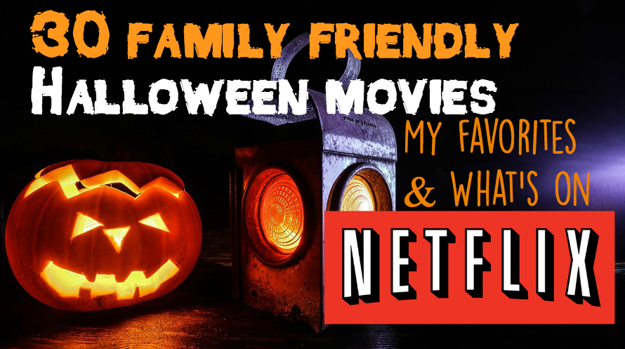 That's So Presh: 30 Family-Friendly Halloween Movies | My ...