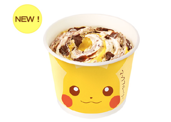 McFlurry Pokémon