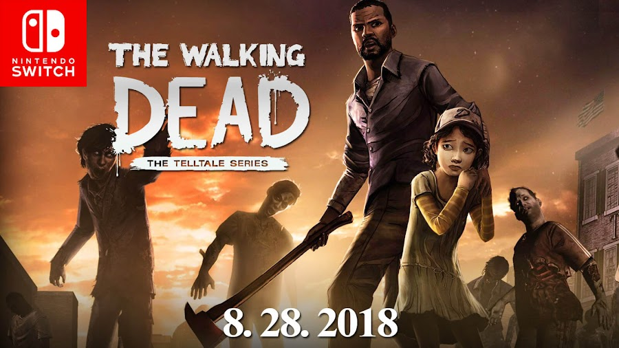 telltale walking dead season 1 switch