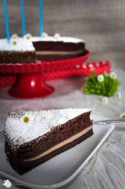 Torta magica mit Kakao Rezept