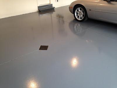 Garage Epoxy Floor Phoenix
