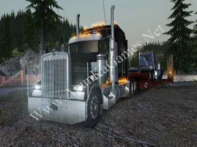 download 18 wheels of steel extreme trucker free
