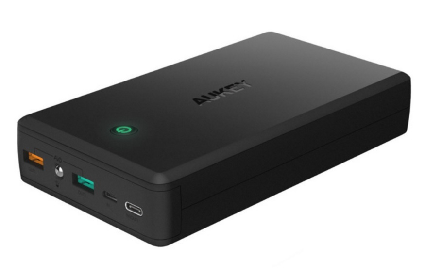 Aukey 30000mAh USB-C Power Bank