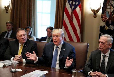Ν. Τραμπ: «Στρατηγική αναβάθμιση της Κύπρου» – Προ των πυλών η άρση του εμπάργκο όπλων από ΗΠΑ