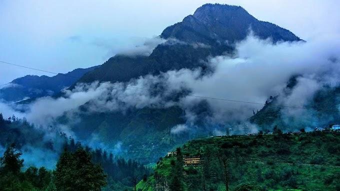 हिमाचल प्रदेश में भीषण ठंड, कीलोंग का रिकॉर्ड -11.8 डिग्री सेल्सियस,  ठंड का प्रकोप!