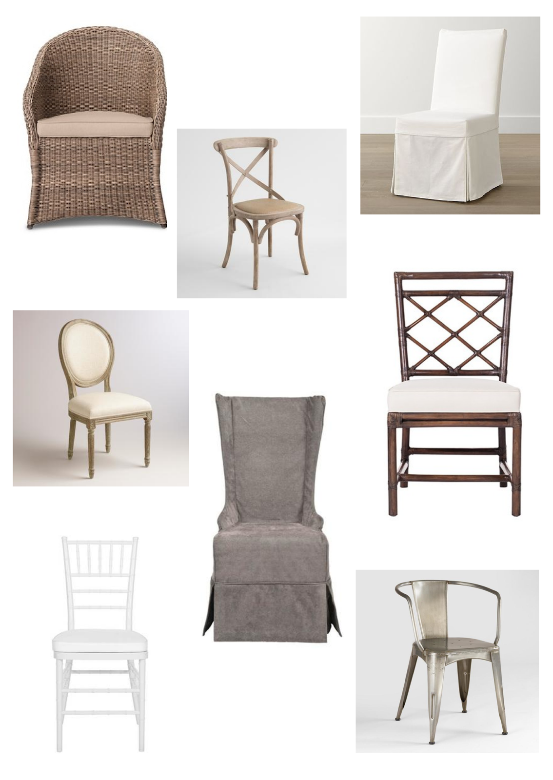 Dining Chair Styles Popular Dining Room Chair Styles