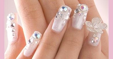 Nail Art Designs Trends For Short & Long Nails 2013 ...