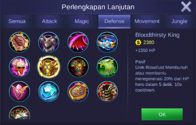 Best Guide and Build Franco Full Tank Insane