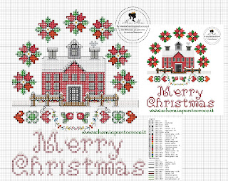 ricami per Natale #crossstitchcarols#puntocrocenatale #schemichristmas #christmas2020 #patternchristmastree #decorationsstitch #elves #familystitch #green #happyholidays #holiday #holidays #instagood #patternjolly #lights #love #merrychristmas #ornaments #presents #red #santa #santaclaus #snow #tistheseason #tree #winter #xmas