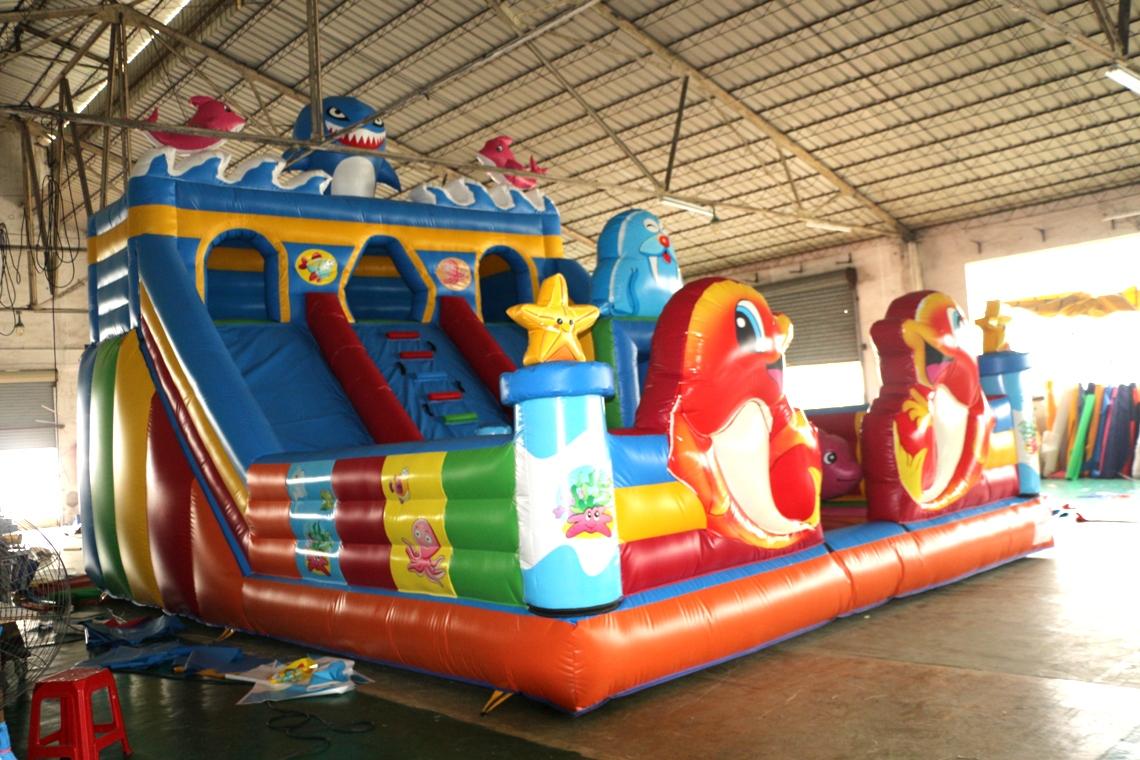 rumah balon | istana balon | balon loncat 5