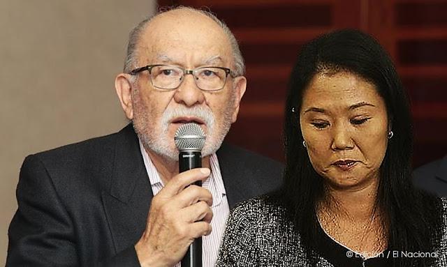 Fundador del Grupo Gloria aportó US$ 200,000 para campaña de Keiko Fujimori