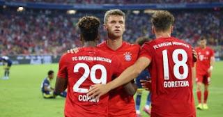 مشاهدة مباراة بايرن ميونخ وتوتنهام بث مباشر اليوم 31-7-2019 في مباراة ودية