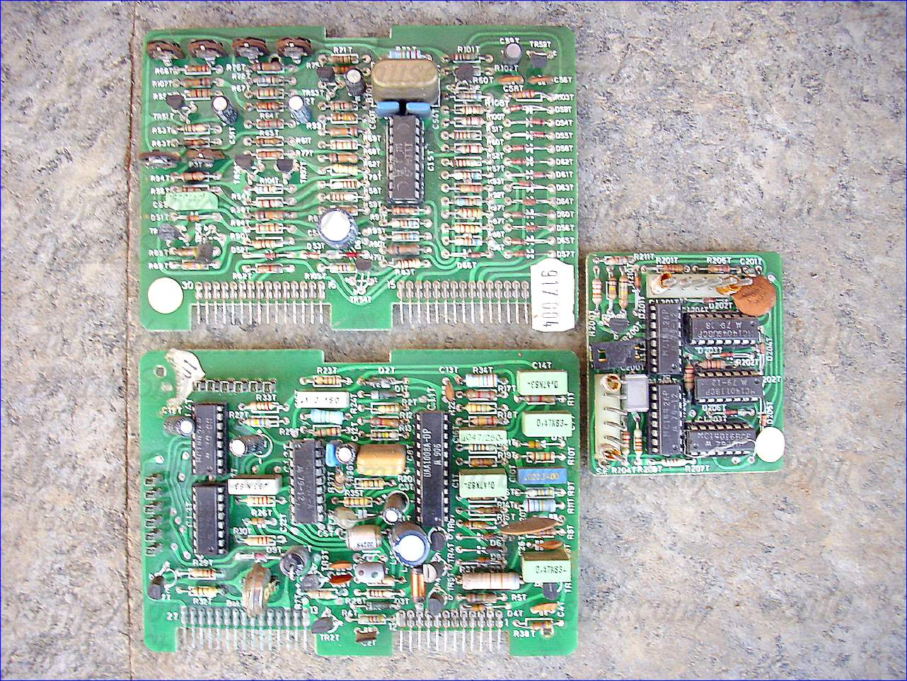 Obsolete Technology Tellye Emerson Mustang 26 Se Chassis Two Station Start Stop Wiring Allel Memory 15 And The Count Eg V Diagram A At Which Pulse 9a Was Generated Is Entered Into First Parallel In