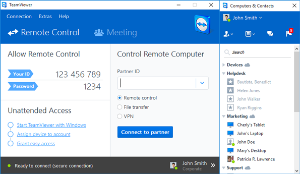 TeamViewer 11 Corporate Terbaru 2016