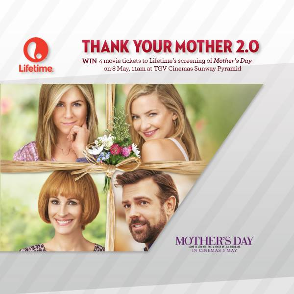 MENANGI 4 TIKET WAYANG MOTHER'S DAY | LIFETIME KEMPEN IBU MODEN MENGASUH ANAK MOTHER 2.0