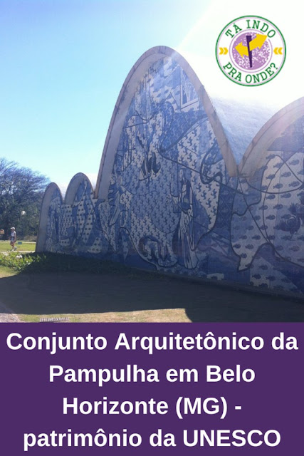 Conjunto Arquitetônico da Pampulha em Belo Horizonte