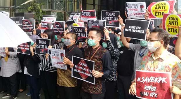 PMII: Jangan Sampai KPK Jadi Alat Politik