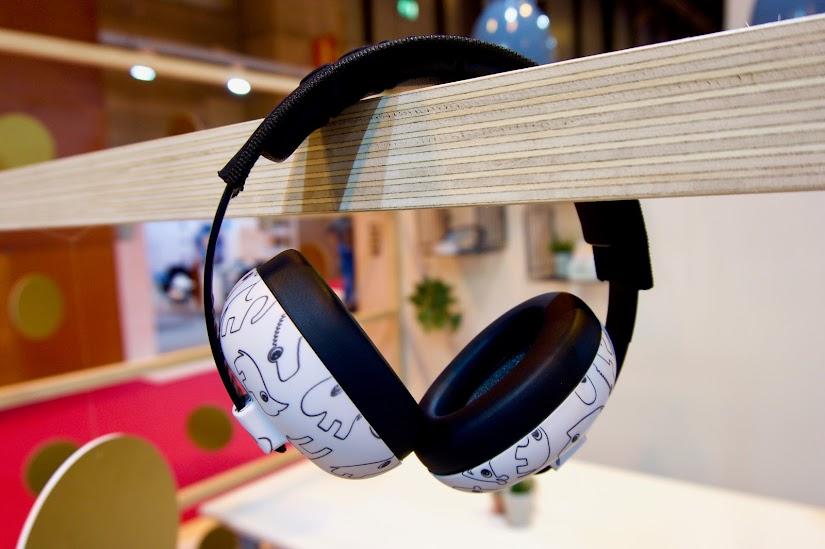 Auriculares silenciadores de ruido de Don by Deer