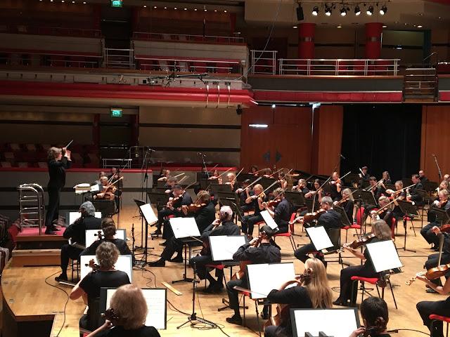 Mirga Gražinytė-Tyla, City of Birmingham Symphony Orchestra (Photo Hannah Blake-Fathers)