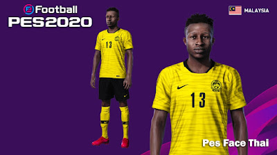 PES 2021 Faces Mohamadou Sumareh by PES Face Thai