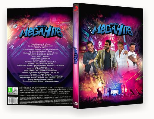 Studio Mega Hits 2018 – DVD-R CAPA DVD