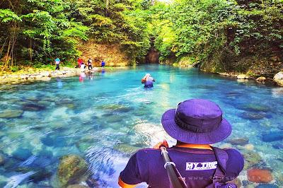 Danau Tebing Makariki, Surga Tersembunyi di Pulau Seram
