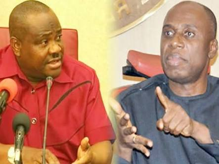 Amaechi Replies Wike For Saying He Plotted CJN's Removal