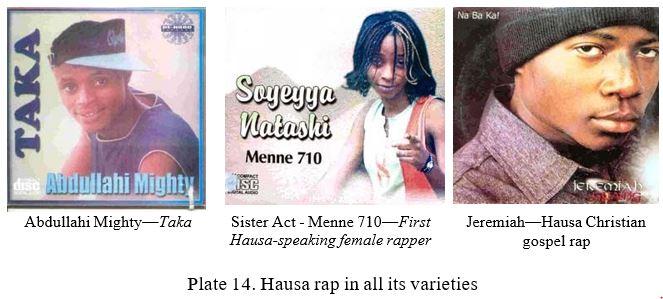 Hausa rap