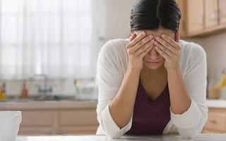 Según un estudio el marido estresa más a la mujer que sus hijos