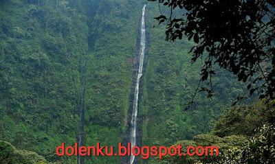 Lokasi, Rute dan Harga Tiket Masuk  Air Terjun Tretes Wonosalam
