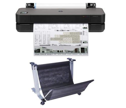 HP DesignJet T210 Large Format Compact Printer