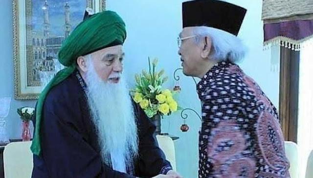 Syekh Hisyam Kabbani : Umat Islam Dunia Berhutang Budi Pada NU