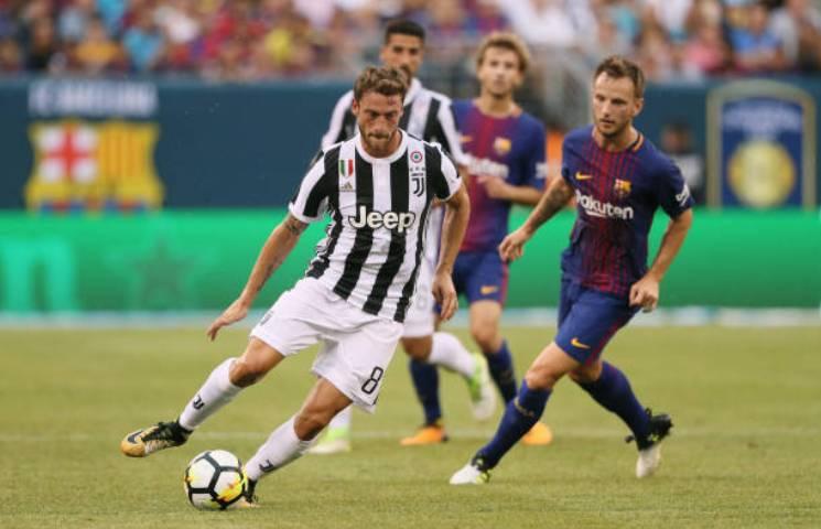 """Marchisio: """"Moramo se dobro pripremiti za Supercoppa Italia"""""""