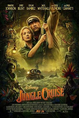 Jungle Cruise (2021) English 5.1ch 720p | 480p BluRay ESub x264 1Gb | 400Mb