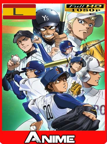 Diamond no Ace Temporada 1-2HD [1080P] latino [GoogleDrive-Mega]dizonHD