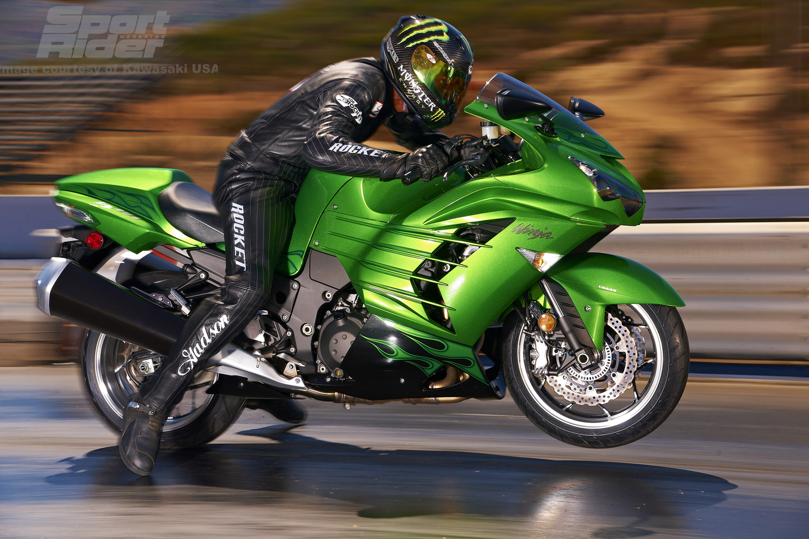 Kawasaki ZX-14R ~ Bike Special